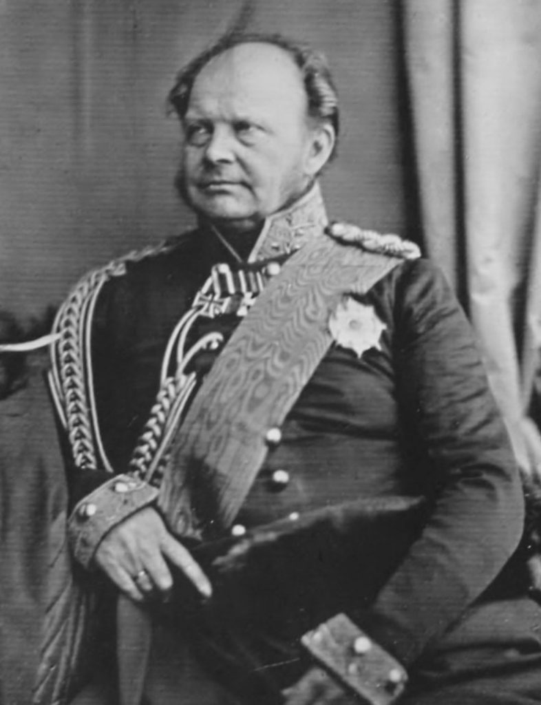 Friedrich Wilhelm IV of Prussia in 1847